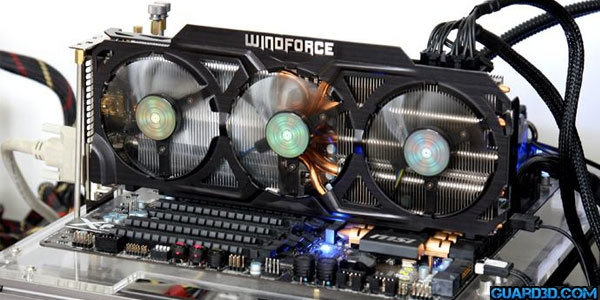 کارت گرافیک Gigabyte GTX 770 WindForce 3x