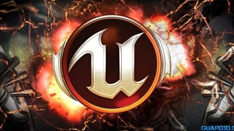 Unreal Engine 4 logo
