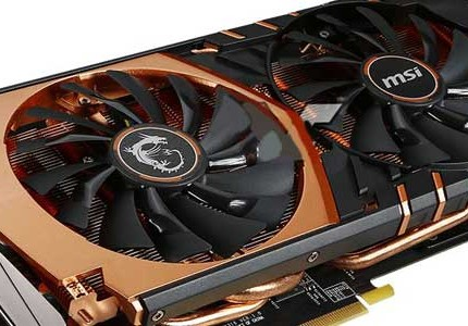 کارت گرافیک MSI GTX 970 GAMING Golden Edition