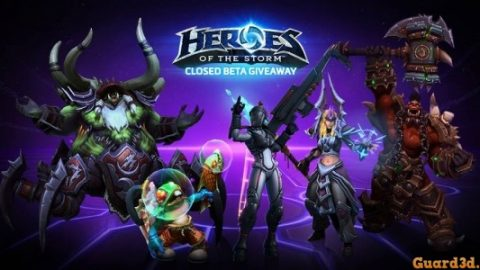 Heroes of the Storm 600X300