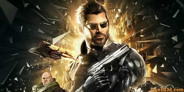 بازی Deus Ex Mankind Divided