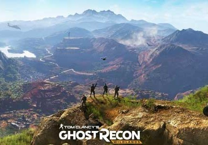 Tom Clancy's Ghost Recon Wild lands