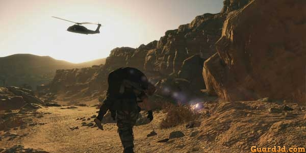 بازی Metal Gear Solid 5 The Phantom Pain