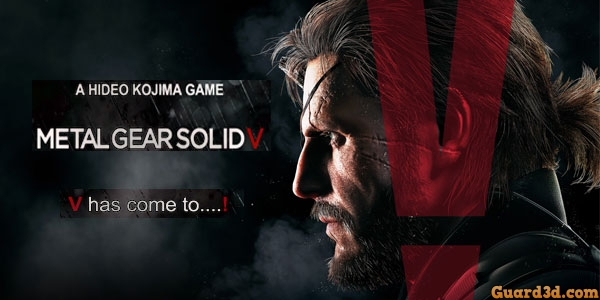بازی Metal Gear Solid V The Phantom Pain