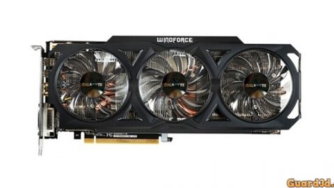 GIGABYTE Radeon R9 Fury WindForce