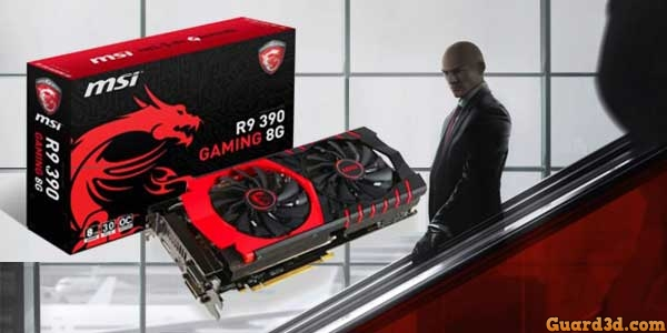 بازی AMD Hitman bundle