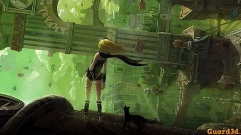 بررسی-فنی-Gravity-Rush-Remastered