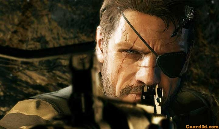اسنیک-Metal-Gear-Solid-V-The-Phantom-Pain