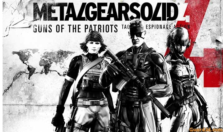 بازی Metal Gear Solid 4