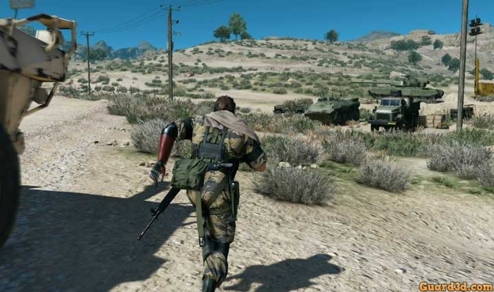 بازی Metal Gear Solid 5