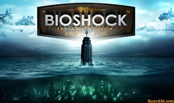 بنچمارک بازی BioShock Remastered