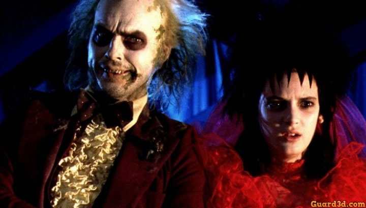 فیلم Beetle Juice (۱۹۸۸)